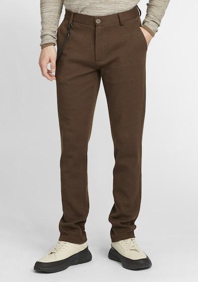 BLEND Chino Pants 'Walton' in Sepia, View model