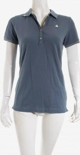 Gaastra Polo-Shirt in S in rauchgrau: Frontalansicht