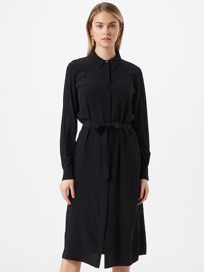 Rochie tip bluză Esprit Collection pe negru, Vizualizare model