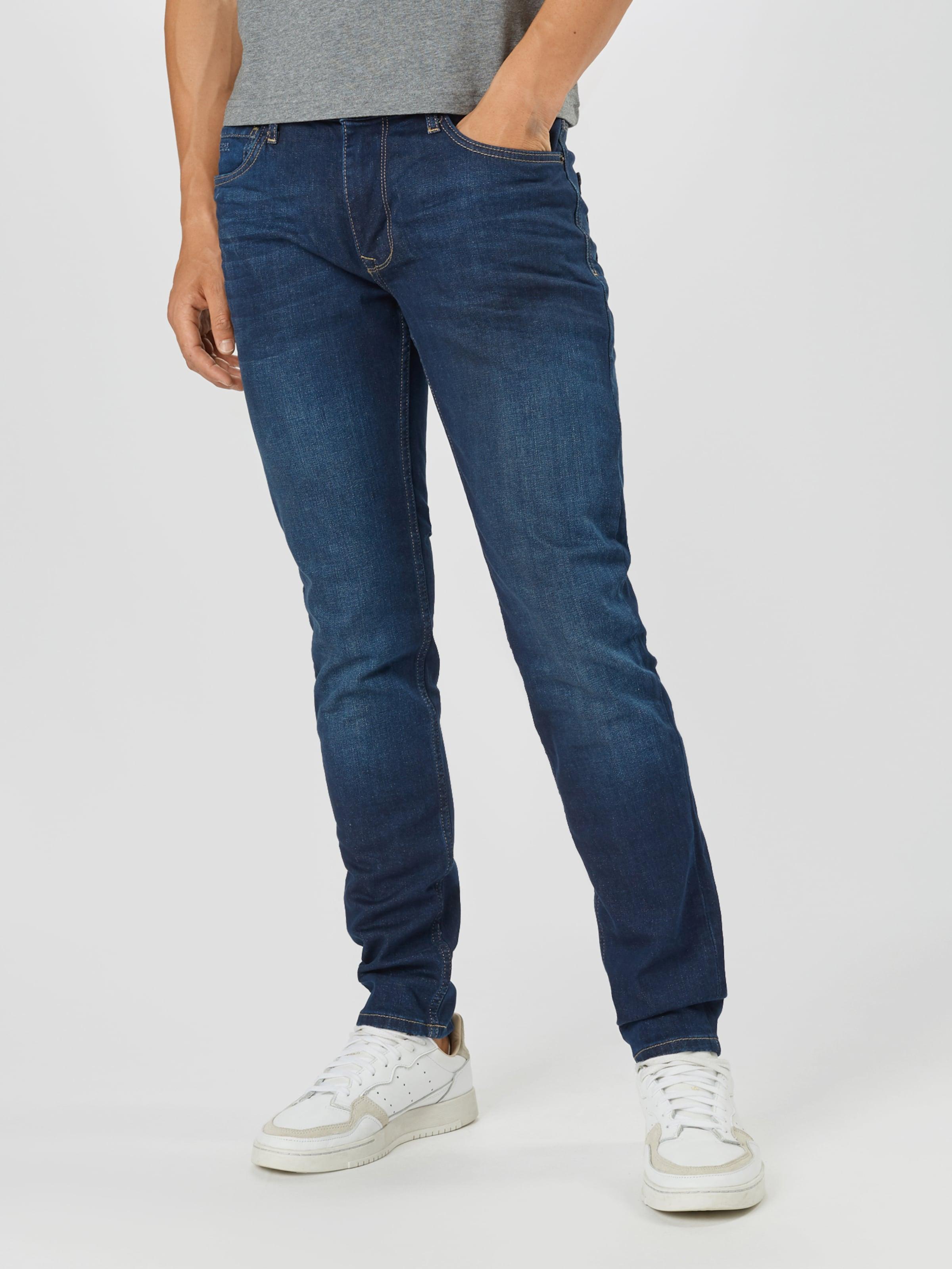 Petrol Industries Jeans in blue denim Jeans PES0436002000001