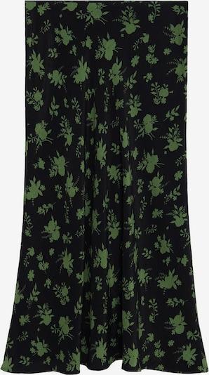 VIOLETA by Mango Rock 'Cloro' in grün / schwarz, Produktansicht