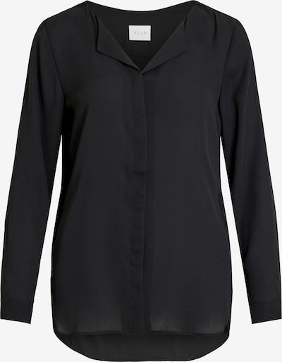 VILA Blouse in de kleur Zwart, Productweergave