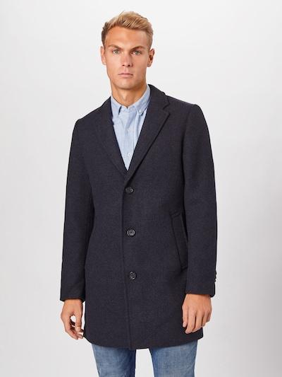 Palton de primăvară-toamnă TOM TAILOR pe navy, Vizualizare model