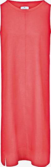 Peter Hahn Abendkleid aus 100% Leinen in koralle, Produktansicht