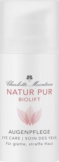 Charlotte Meentzen Augenpflege in weiß, Produktansicht