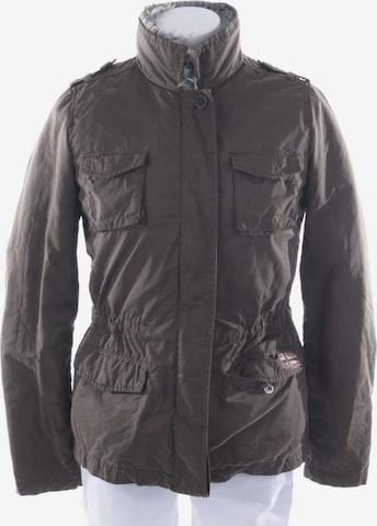 NAPAPIJRI Jacket & Coat in S in Green