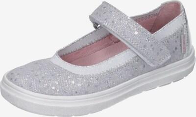 RICHTER Schuh in silber, Produktansicht