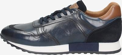 SANSIBAR Sneaker in blau / braun, Produktansicht