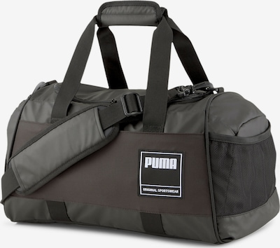 PUMA Sports bag in Black, Item view