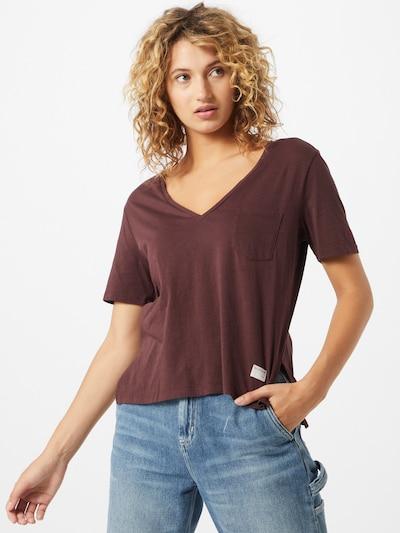 G-Star RAW Majica u burgund, Prikaz modela