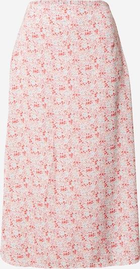 SISTERS POINT Nederdel 'VELSA' i azur / pink / pastelrød / hvid, Produktvisning