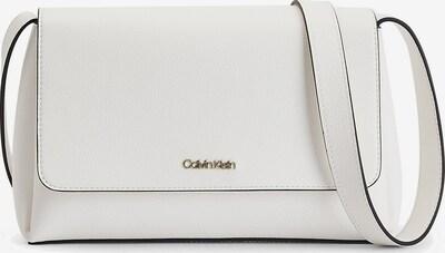 Calvin Klein Schoudertas in de kleur Zwart / Wit, Productweergave