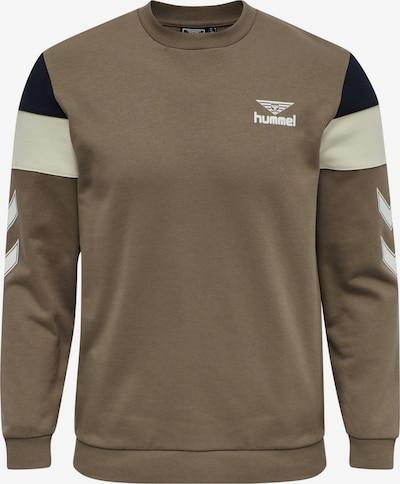 hummel hive Sportsweatshirt in de kleur Bruin, Productweergave