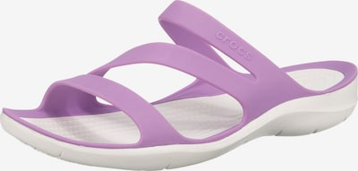 Crocs Pantolette 'Swiftwater' in flieder, Produktansicht