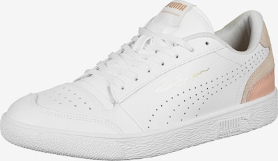 PUMA Sneaker 'Ralph Sampson' in hellbeige / gold / pfirsich / weiß, Produktansicht