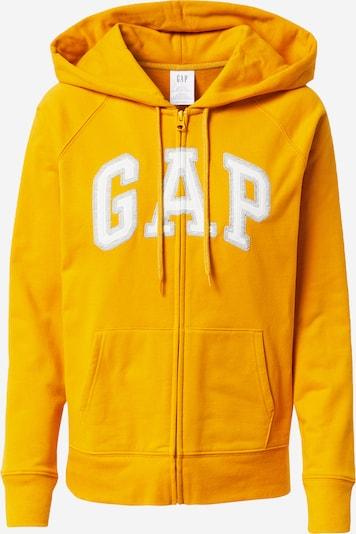 GAP Bluza rozpinana w kolorze złoty / szary / białym, Podgląd produktu