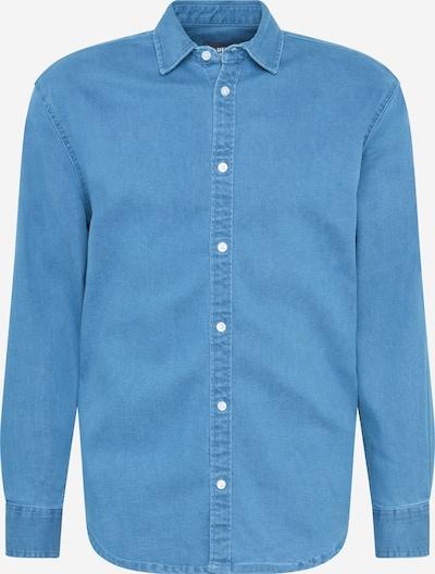 Denim Project Hemd 'Lenny' in hellblau, Produktansicht