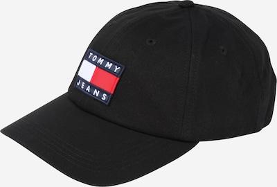 Tommy Jeans Cap in schwarz, Produktansicht