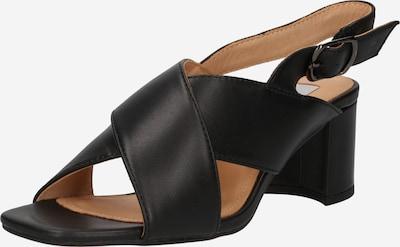 Steven New York Sandale 'Nancy' in schwarz, Produktansicht