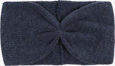 Zwillingsherz Bandeau en bleu foncé, Vue avec produit