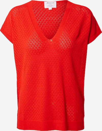Maison 123 Pullover 'ALINE' in rot, Produktansicht