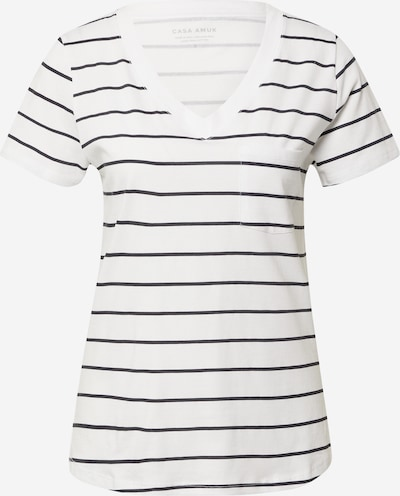 CASA AMUK Camiseta en negro / blanco, Vista del producto