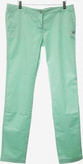 MAISON SCOTCH Stoffhose in L in mint: Frontalansicht