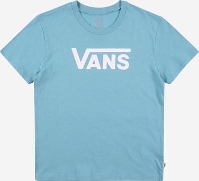 VANS Shirt in blau / weiß, Produktansicht