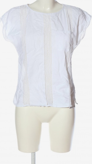 LEVI'S Kurzarm-Bluse in M in weiß, Produktansicht