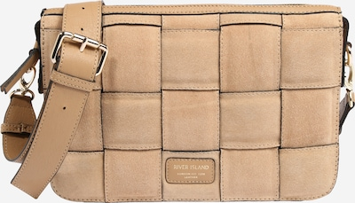 River Island Crossbody bag in light brown, Item view