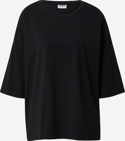 Noisy may T-shirt 'HAILEY' en noir, Vue avec produit