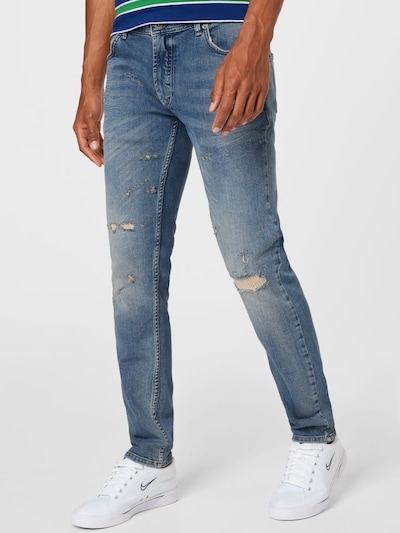 !Solid Jeans 'Joy' in blue denim, Modelansicht
