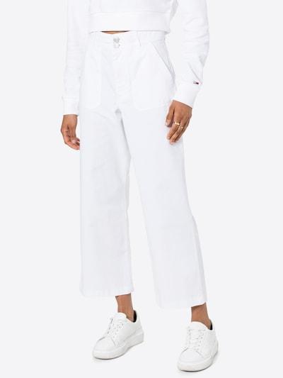 Tommy Jeans Nohavice - biela, Model/-ka