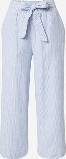 Pantaloni 'LAVARA' Freequent di colore blu chiaro / bianco, Visualizzazione prodotti
