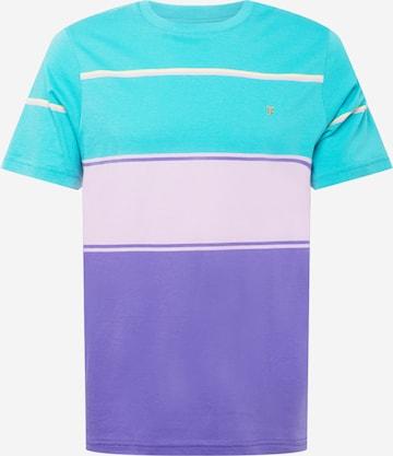 FARAH Shirt 'LAUDERDALE' in Blue