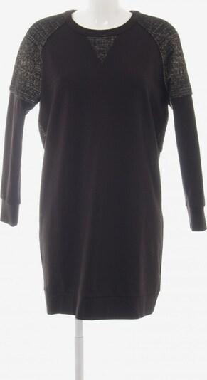 Madewell Langarmkleid in M in schwarz, Produktansicht