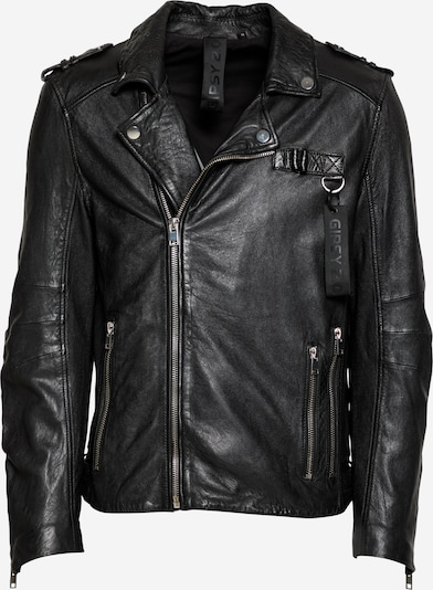 Gipsy Jacke 'Noct' in schwarz, Produktansicht