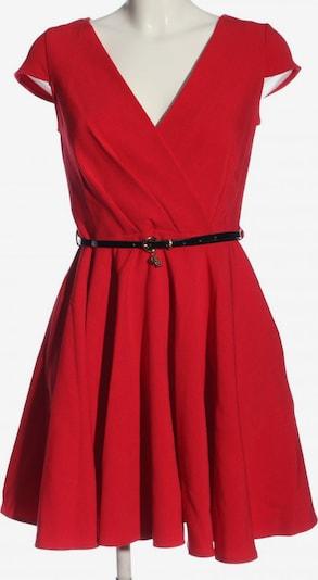 Closet London Kurzarmkleid in M in rot, Produktansicht