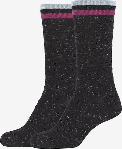 FUN Socks Socken 'Calmicro Dot' in schwarz, Produktansicht