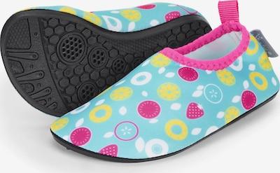 STERNTALER Cipele za plažu/kupanje u tirkiz / žuta / ciklama / bijela, Pregled proizvoda
