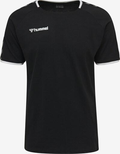 Hummel T-Shirt in schwarz, Produktansicht