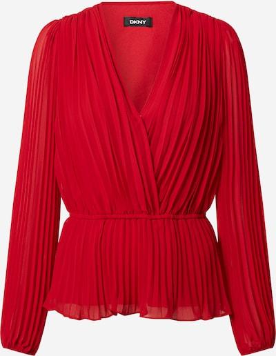 Palaidinė iš DKNY , spalva - raudona, Prekių apžvalga