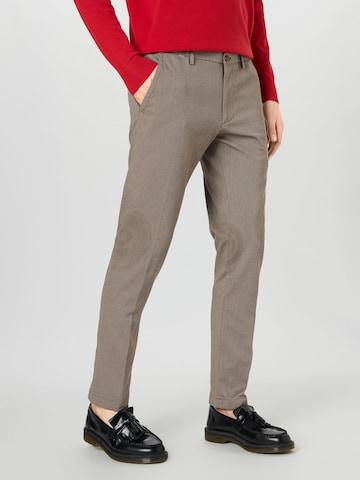 CINQUE Spodnie 'CIBRODY' w kolorze brązowy