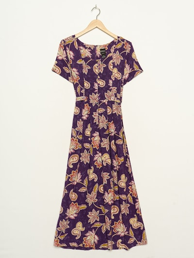 Erika Dresses Kleid in L-XL in lila, Produktansicht
