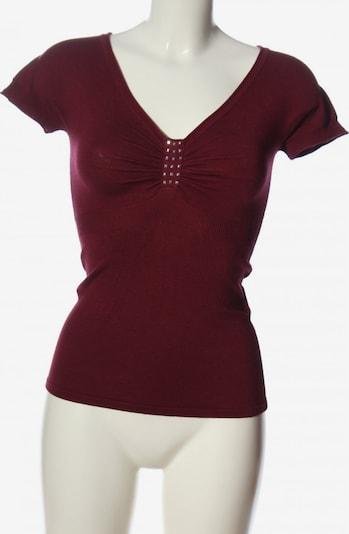 Morgan Strickshirt in XS in rot, Produktansicht