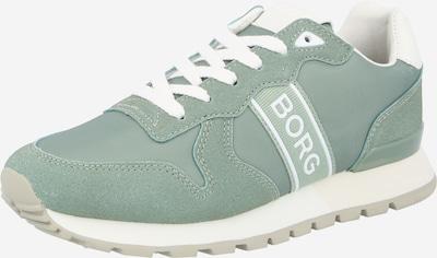 BJÖRN BORG Sneaker in mint / weiß, Produktansicht