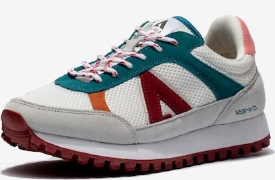 ASFVLT Sneaker 'CHASE' in blau / mischfarben / dunkelrot / weiß, Produktansicht