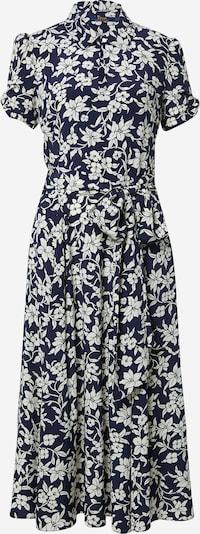 POLO RALPH LAUREN Košeľové šaty - krémová / námornícka modrá, Produkt
