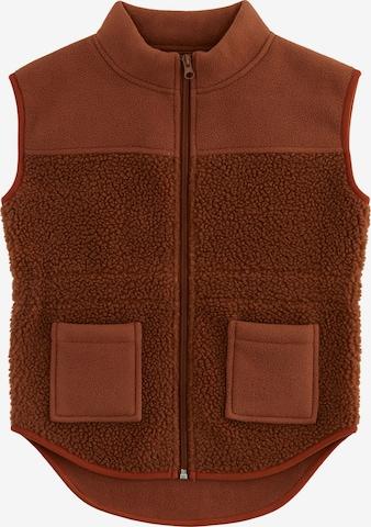 Little Pieces Vest 'Sadie', värv pruun