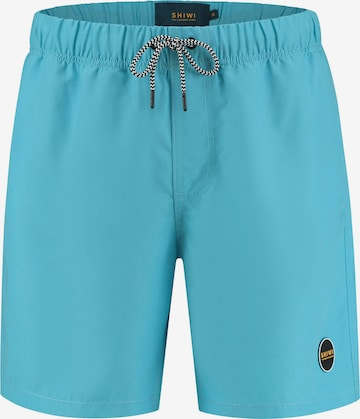 Pantaloncini da bagno 'Mike' di Shiwi in blu